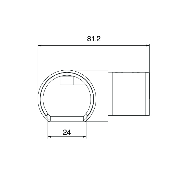 Slotted-Tube-90º-Connector-Spec-002