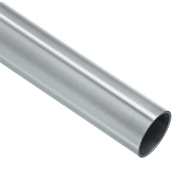 42.4mm Brushed Satin Stainless Steel Handrail Tube