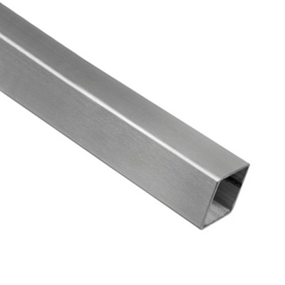 40mm x 40mm Square Stainless Steel Rail