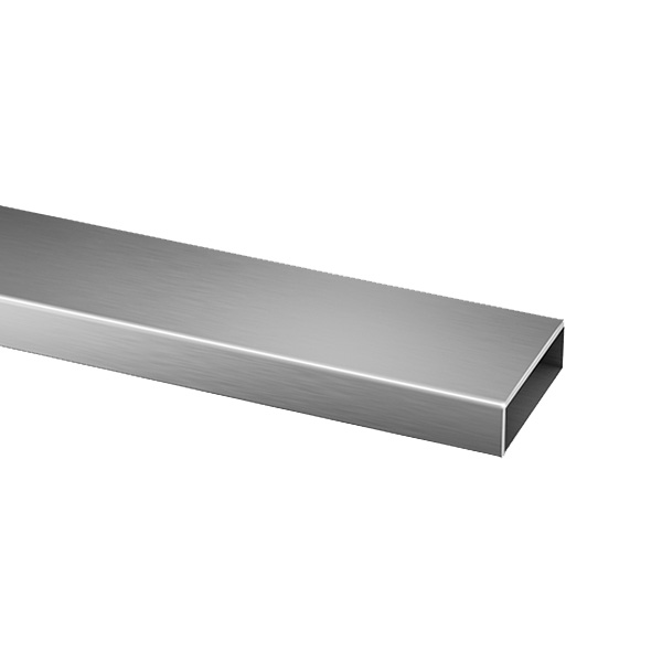 40mm x 10mm Rectangular Stainless Steel Handrail Tube
